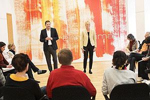 Imago Workshop -Evelin und Klaus Brehm